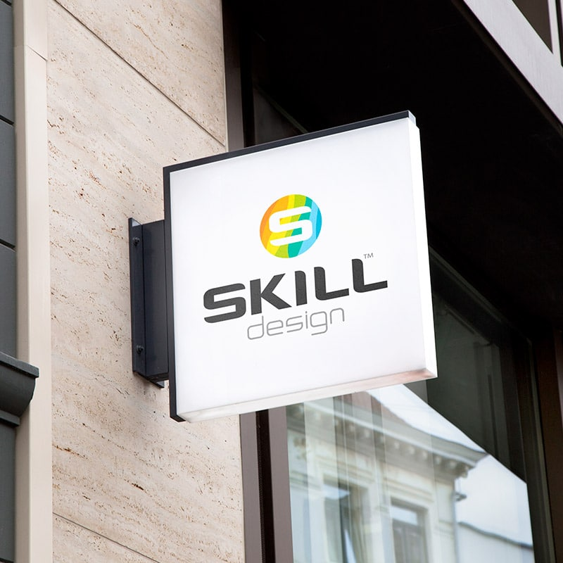 Skill Design, création de logo à Guingamp et Lannion