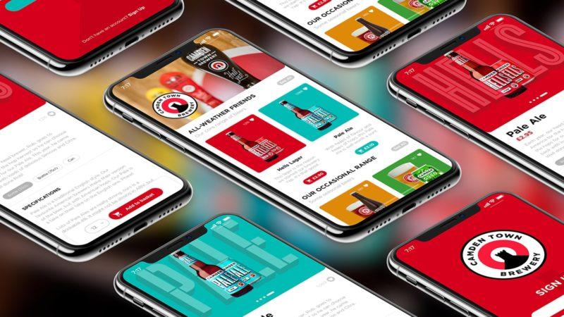Création d'application mobile unique et personnalisé