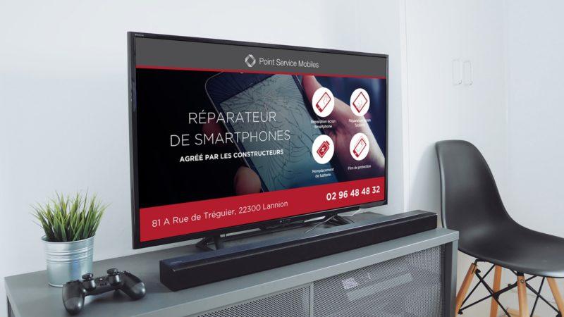 Solution d'affichage dynamique pour animer vos écrans