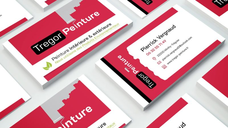 Skill Design crée vos cartes de visite à Lannion